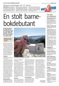 Agderposten 26.09.14